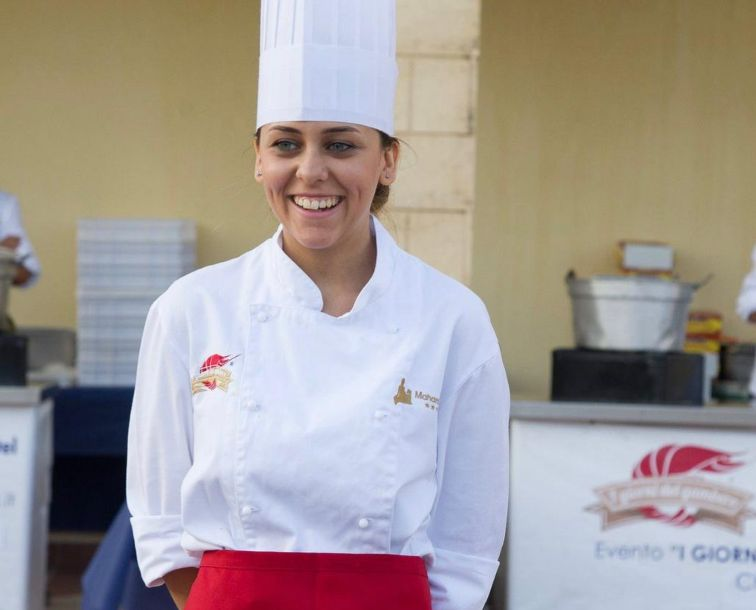 Cucina: La mazarese Marika Giubilato martedì 12 novembre su Sky uno