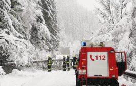Caos e disagi in Alto Adige, in 39mila senza corrente