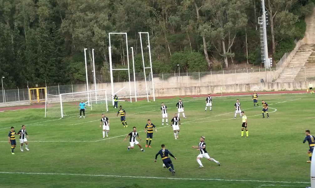 ALCAMO - MAZARA 1-2 (Il tabellino e intervista a mister Dino Marino)