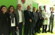 Mazara, inaugurata all'ospedale Abele Ajello la mostra di pittura degli artisti dell'Oasi di Torretta