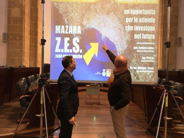 Mazara, Presentata la Zona Economica Speciale