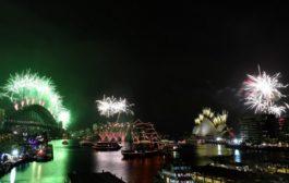 In Australia e Nuova Zelanda il 2020 è già arrivato: i festeggiamenti da tutto il mondo
