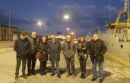 Sviluppo di servizi e attività per il porto di Mazara. Incontro fra UVAC PIF (Ministero della Salute) e C.I.F.A. Trapani