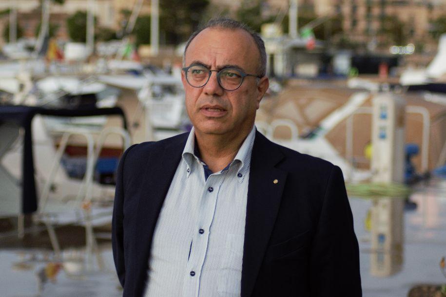 Incontro a Roma tra il Presidente del Distretto della Pesca-Cosvap Nino Carlino, e il Sottosegretario alla Pesca, Giuseppe L'Abbate