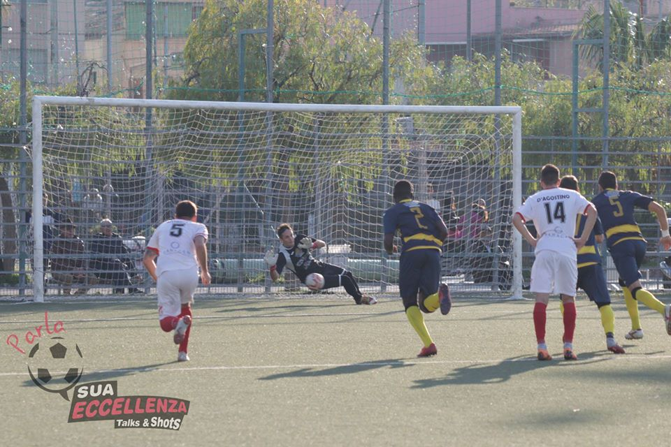 Il Mazara sciupa gol, gioca bene ed esce sconfitto 3-1 dalla gara con il Misilmeri. Non basta il rigore parato da Iacono