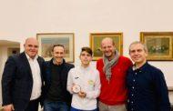 Mazara. Alessandro Gancitano medaglia d'argento ai Campionati italiani di Taekwondo