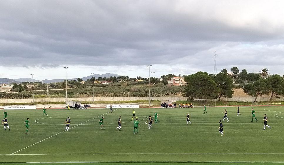 DATTILO - MAZARA 0-0 (Il Tabellino e le interviste del dopo partita) I canarini bloccano la capolista