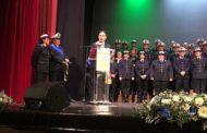 Mazara. Festa della Polizia Municipale