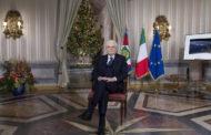 Video Messaggio di fine anno del Presidente della Repubblica Sergio Mattarella