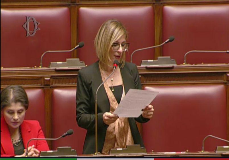 Alla Camera dei Deputati l'On. Martinciglio ha ricordato Vincenzo e Livio Monaco