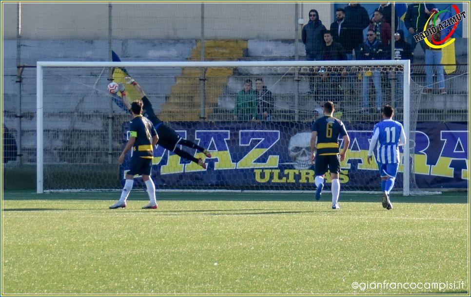 Mazara – Akragas 0-0  Il Tabellino e le interviste del dopo partita