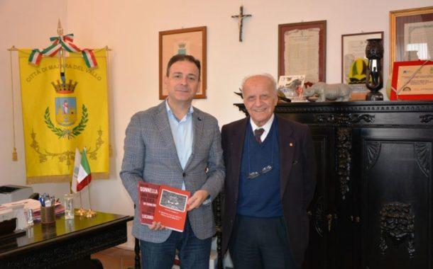 Mazara. Incontro al Palazzo di Città con l'ex Ministro Aristide Gunnella