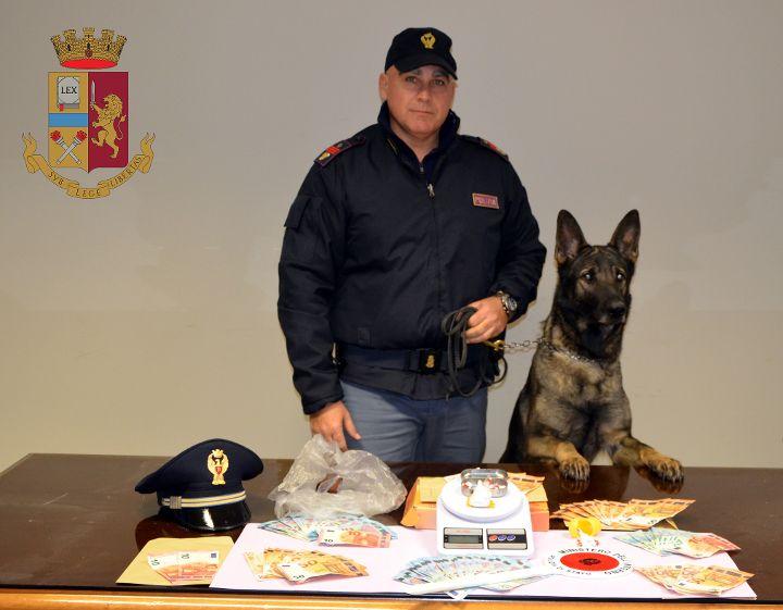 Mazara. La Polizia sequestra 12 dosi di cocaina ed arresta una coppia di coniugi mazaresi