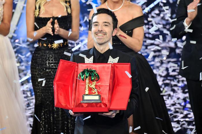Sanremo 2020, Diodato vince il Festival