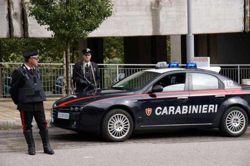 Petrosino. I carabinieri arrestano un uomo per furto e ricettazione
