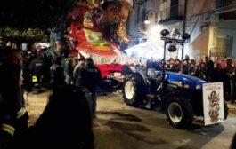 Bambino di 4 anni morto cadendo dal carro: annullato il carnevale di Sciacca