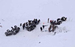 Doppia valanga in Turchia, travolti anche i soccorsi: 38 morti e 53 feriti