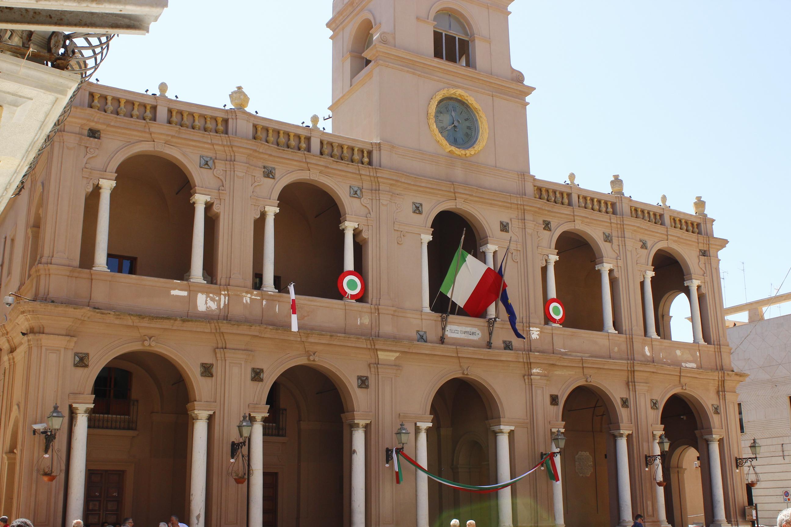 Convocazione Consiglio Comunale di Marsala per i giorni 9 e 11 marzo, alle ore 16,30