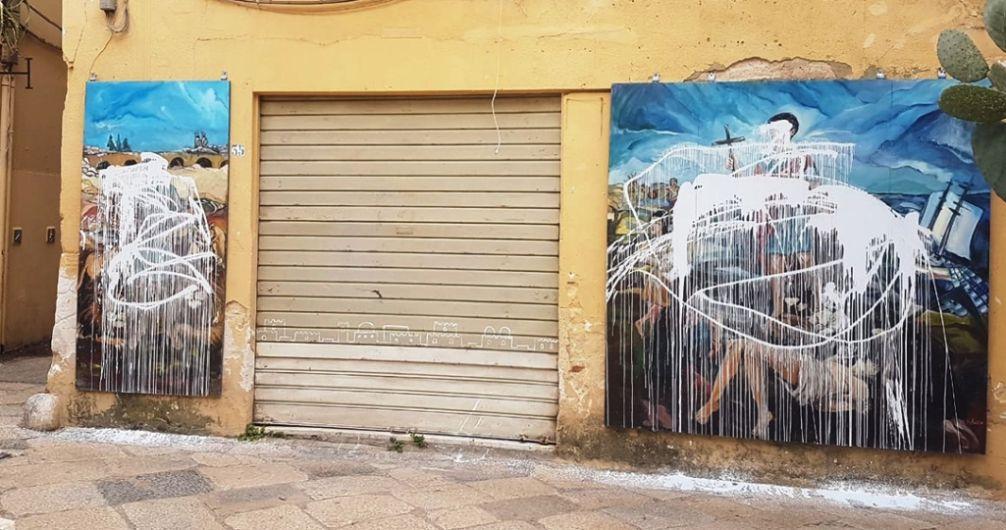 Mazara. Pannelli San Vito danneggiati. Il sindaco Quinci condanna l'atto vandalico