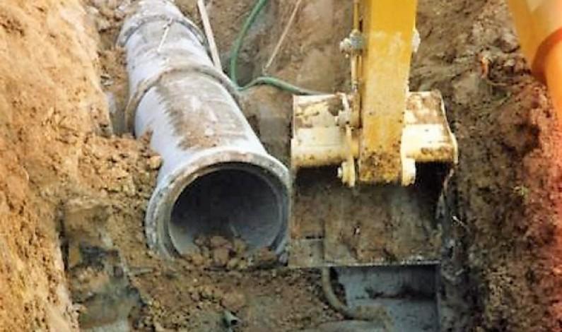 Mazara. Realizzazione del collettamento del sistema fognario delle acque nere al servizio delle zone Tonnarella e Trasmazzaro