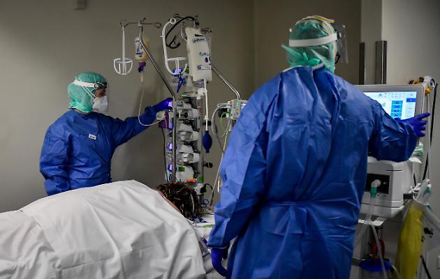 Coronavirus in Italia: 627 morti in un giorno: è record! 37.860 malati, 4032 deceduti, 5129 guariti