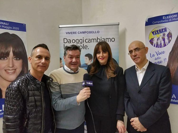 Campobello: Amministrative 2020, intervista alla Dott.ssa DORIANA LICATA candidata Sindaco