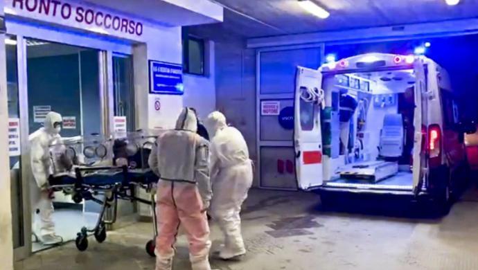 Coronavirus, il bilancio in Italia: 14.955 malati, 1.439 guariti, 1.266 morti