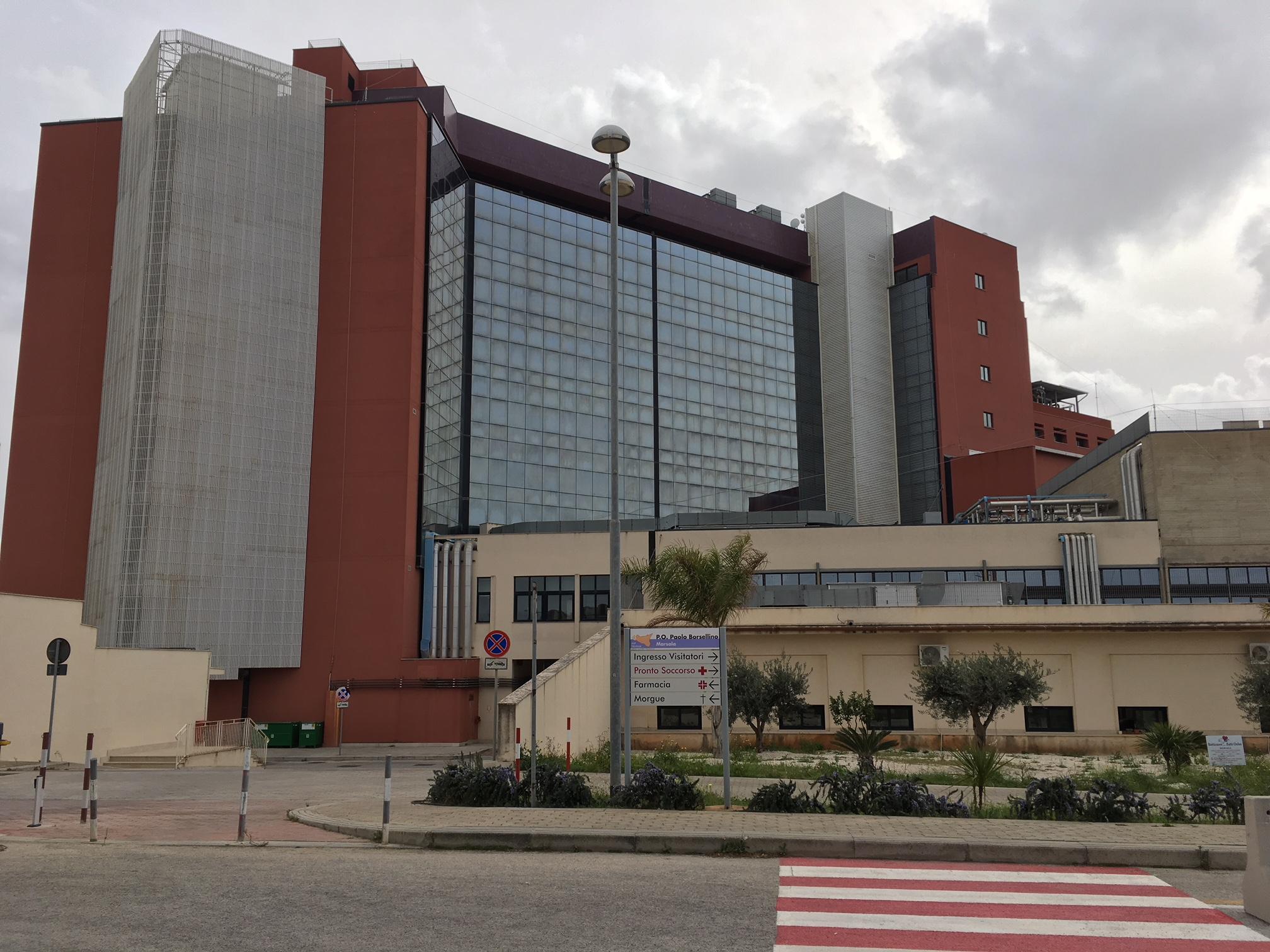 Proteste all'ospedale di Marsala. Intervengono Cgil, Cisl e Uil Trapani