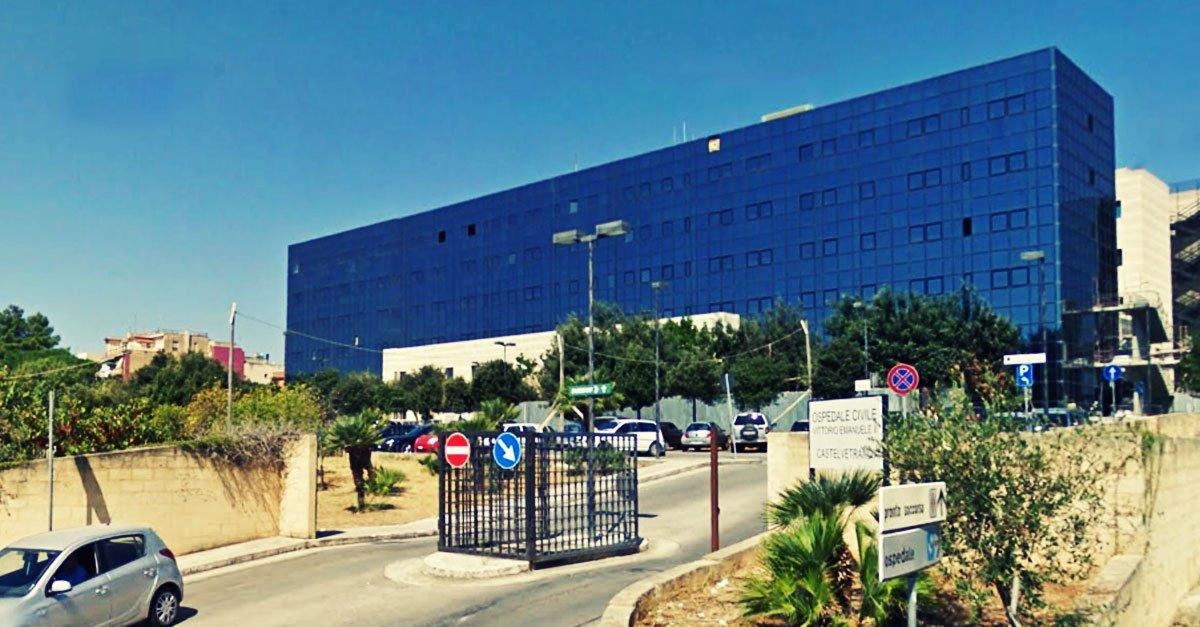 Medico dell'ospedale di Castelvetrano risultato positivo al coronavirus