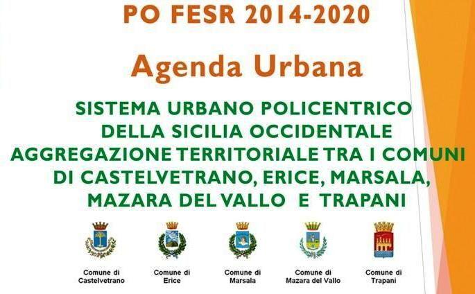 Mazara. Agenda Urbana, pubblicati gli avvisi. Budget di finanziamento: 15milioni di euro complessivi