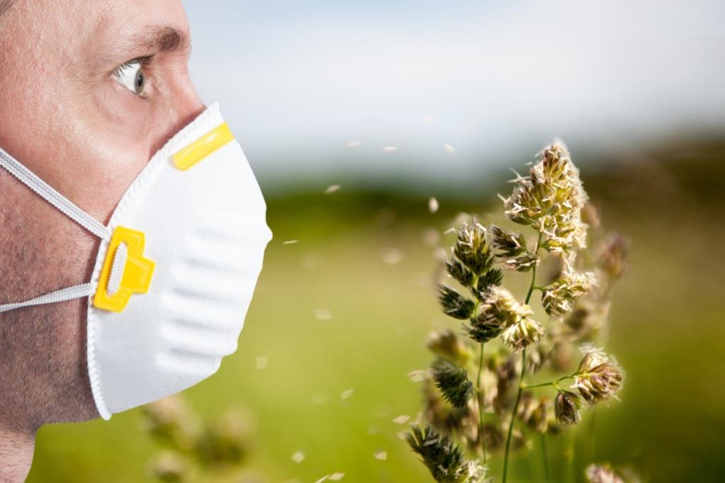 Scoppiano le allergie durante l'emergenza coronavirus: come riconoscere i sintomi