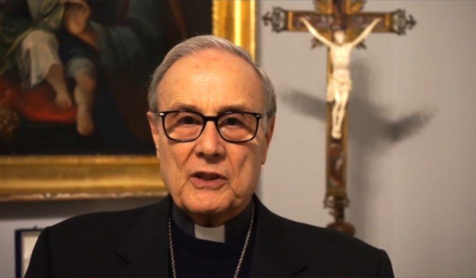 Mazara. Gli auguri pasquali del Vescovo Domenico Mogavero