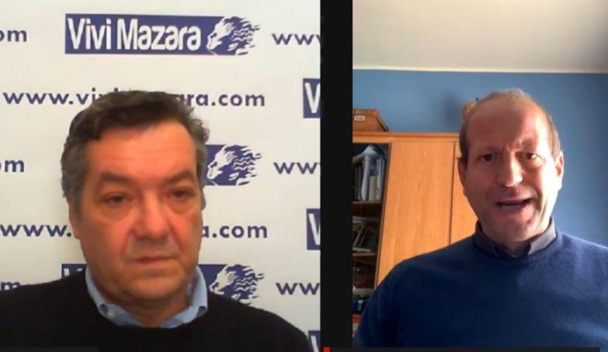 Mazara. FASE 2: Video intervista al vice sindaco dott. Vito Billardello