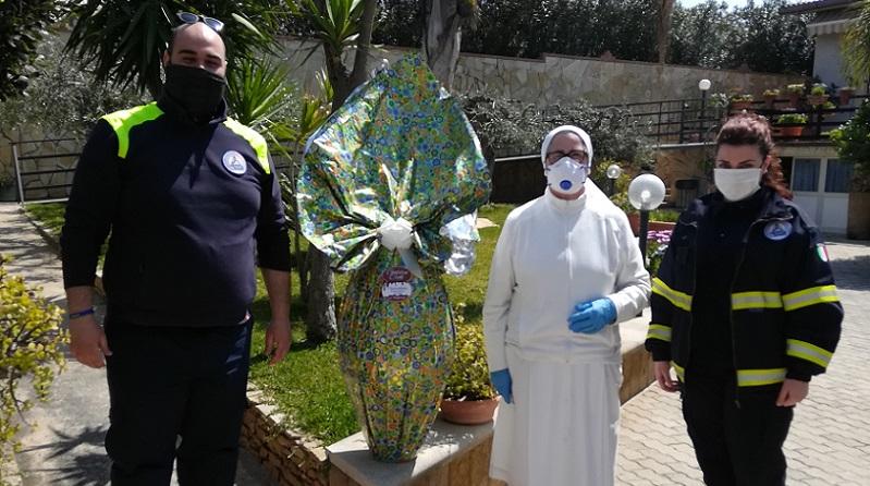 Mazara. Coronavirus. La Solidarietà dell'Associazione Nazionale Vigili del Fuoco in Congedo