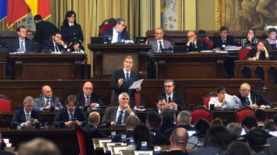 Regione Siciliana. Vertice di maggioranza, Musumeci: