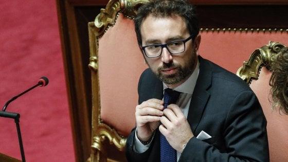 Giustizia, Il Senato respinge la mozione di sfiducia contro il ministro della Giustizia Alfonso Bonafede