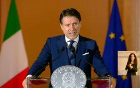 Covid: nuovo Dpcm firmato da Conte, in vigore da domani