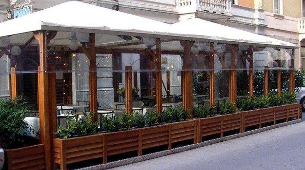 Finanziaria all'Ars: meno tasse per bar e ristoranti e più suolo pubblico per i tavolini