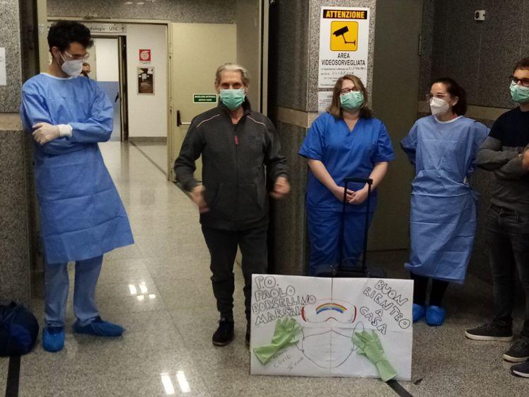 Coronavirus, dimesso ultimo paziente, chiuso reparto Covid-19 di Marsala
