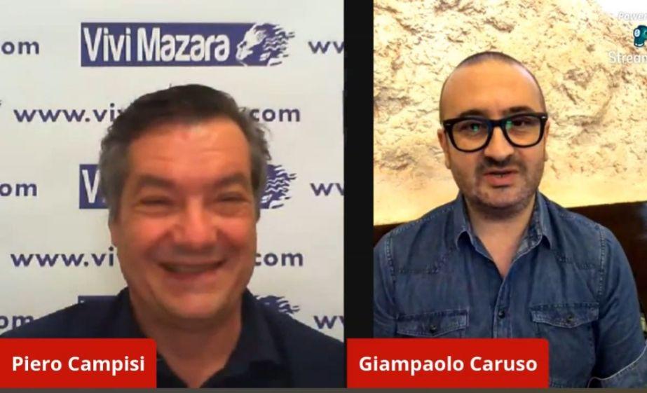 Mazara. Incontro... con Giampaolo Caruso