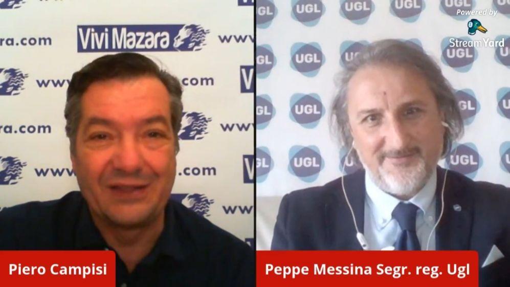 Pesca e Finanziaria regionale, intervista video a Giuseppe Messina (Segretario UGL Sicilia)