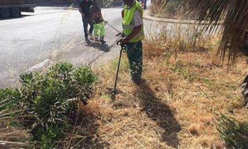 Mazara. Proseguono gli interventi di scerbatura e pulizia nel territorio comunale