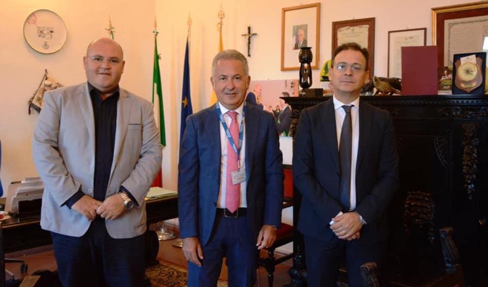 Mazara. Intitolazione del reparto di pediatria dell'ospedale al prof. Giuseppe Roberto Burgio