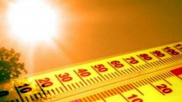 Caldo africano fino a venerdì: in Sicilia le temperature raggiungeranno 40 gradi