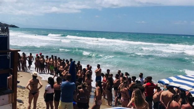 Tragica domenica in mare: un annegato a Cefalù, una dispersa a Balestrate