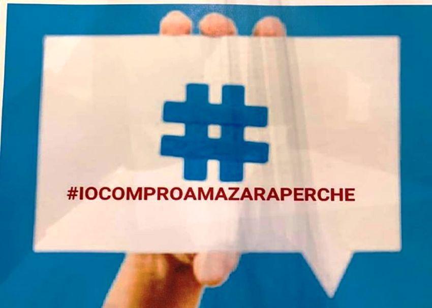 Mazara. #IocomproaMazaraperche, il plauso dell'assessore Giacalone all'iniziativa della Commissione Consiliare Attività Produttive e Sviluppo Economico