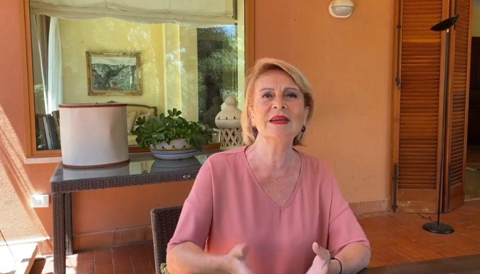 Marsala: Giulia Adamo un messaggio per i gufi