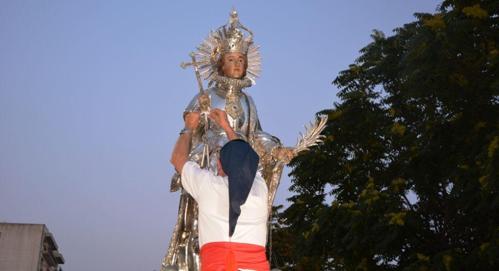Mazara. Lunedì 15 giugno Festa del Santo Patrono, San Vito Martire