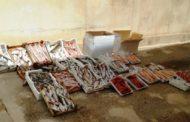 Mazara. In piazzetta dello scalo sequestrati 122 kg di prodotto ittico ad abusivi
