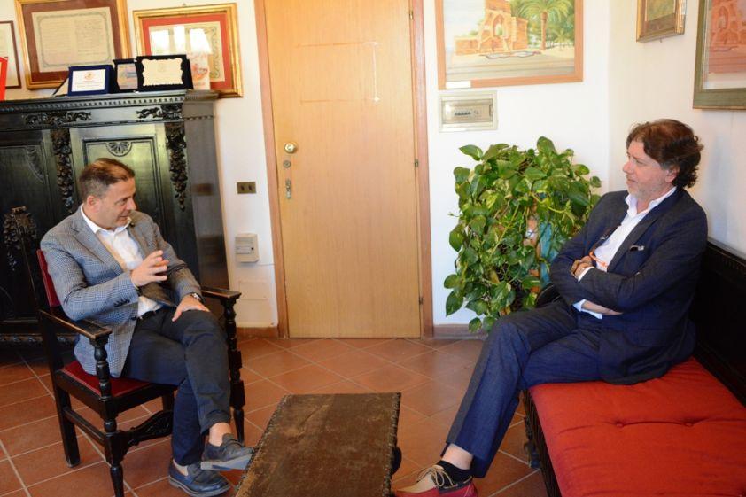 Mazara. REALIZZAZIONE IMPIANTO DI COMPOSTAGGIO CONTRADA SANTA NICOLA. Incontro Quinci - Castiglione